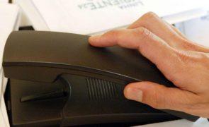 Chamadas recebidas pelo centro telefónico do fisco subiu 140% em 2020 para 4,49 milhões