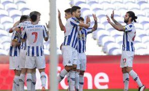 FC Porto fecha Liga NOS com goleada frente ao Belenenses SAD