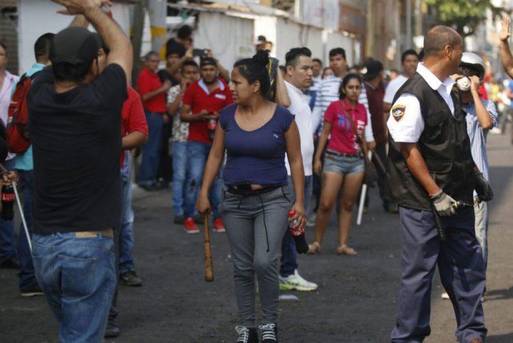 Mais de 1.500 pessoas detidas por pilhagens e vandalismo no México