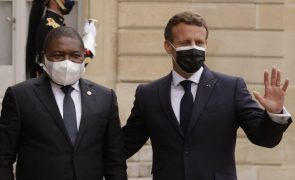 Moçambique/Ataques: PR diz que França vai apoiar Maputo na luta contra o terrorismo