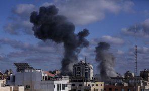 Oito mortos em ataques israelitas e total de óbitos sobe para 227