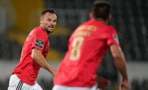 Benfica bate Guimarães com bis de Seferovic tira Vitória da Europa [vídeo]