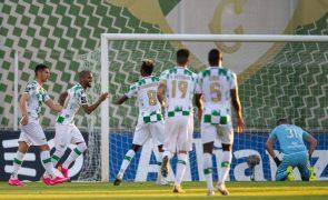 Moreirense vence Famalicão e acaba I Liga no oitavo lugar