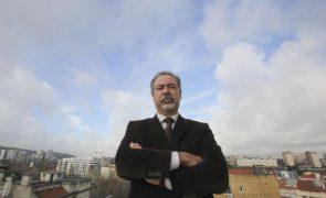 António Nunes defende comando autónomo para os bombeiros em candidatura à Liga