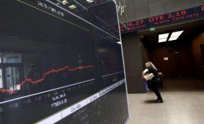 Bolsas europeias em alta, após perdas provocadas pelos receios com aumento da inflação