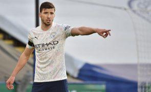 Rúben Dias eleito futebolista do ano na Liga inglesa pela imprensa desportiva