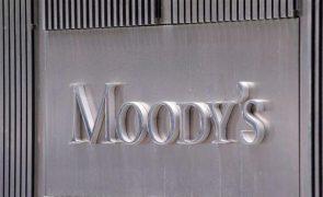 Moody's prevê baixar menos 'ratings' em 2021 devido à recuperação económica