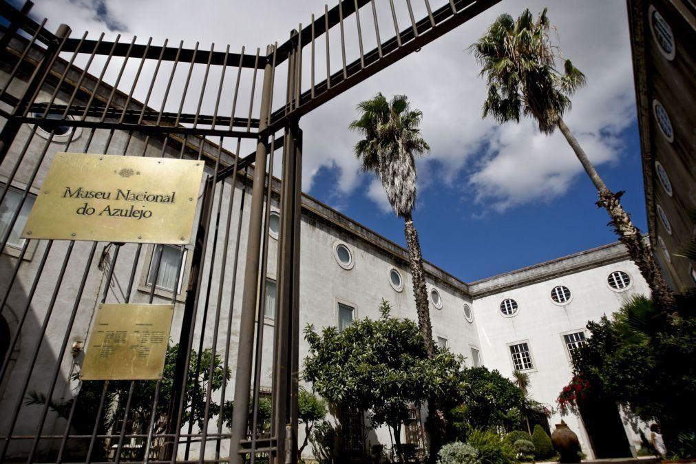 Património Cultural abre processo de classificação de painéis do Museu do Azulejo