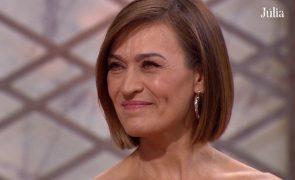 Surpresa do filho leva Fátima Lopes às lágrimas: «Melhor mãe do Mundo»