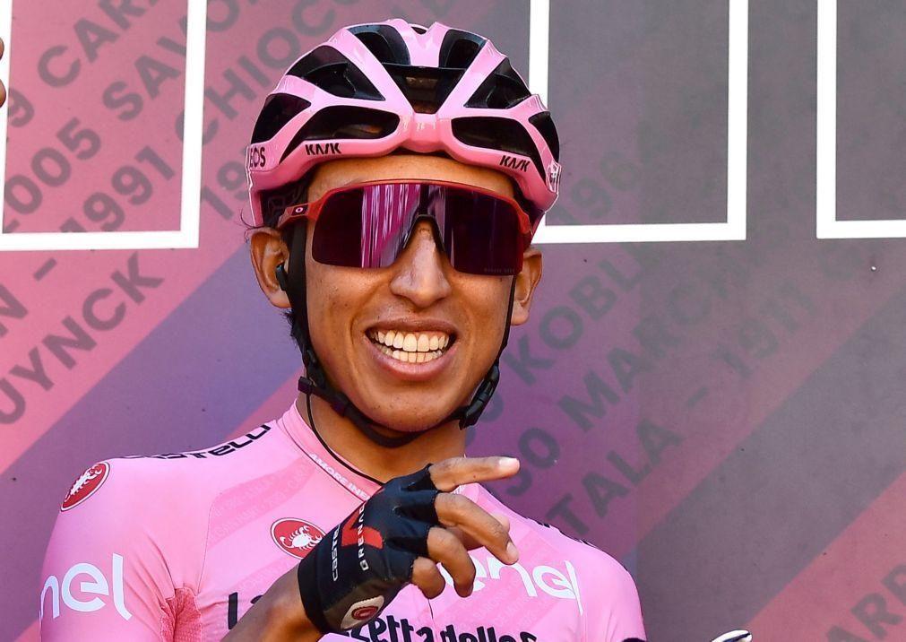 Andrea Vendrame vence 12.ª etapa, Egan Bernal segue na liderança do Giro