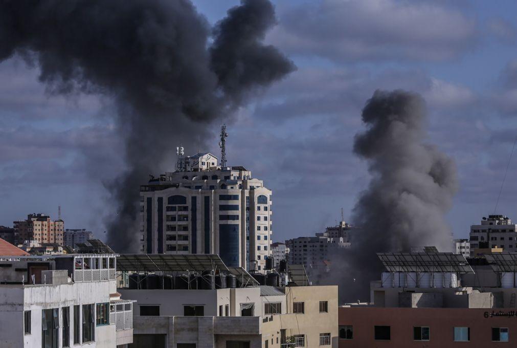 Amnistia Internacional pede à ONU para apurar responsabilidades no conflito israelo-palestiniano