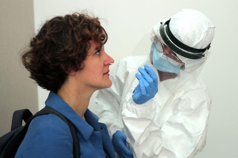 UE/Presidência: Comissão Europeia disponibiliza 100 ME para testes PCR antes de viagens