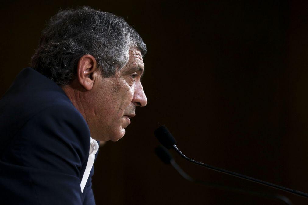 Fernando Santos reassume candidatura de Portugal à conquista do Euro2020