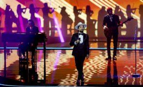 Portugal apurado para a final do Festival Eurovisão com os The Black Mamba