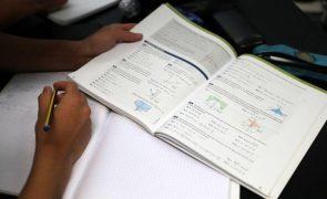 Um colégio e uma escola pública com média negativa nos exames do secundário
