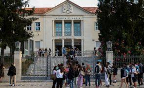 Notas nos exames sobem mas escolas públicas continuam a descer na tabela geral