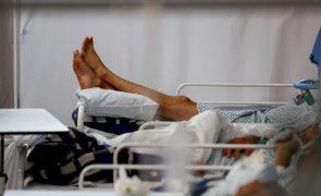 Covid-19: Mais 2.403 mortos e 82.039 casos no Brasil em 24 horas