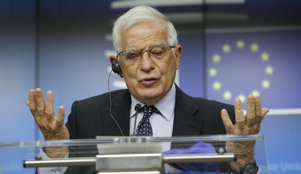 Médio Oriente: UE congratula-se com cessar-fogo mas lamenta mortes dos últimos 11 dias