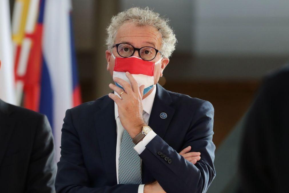 UE/Presidência: Luxemburgo quer recuperação económica sob
