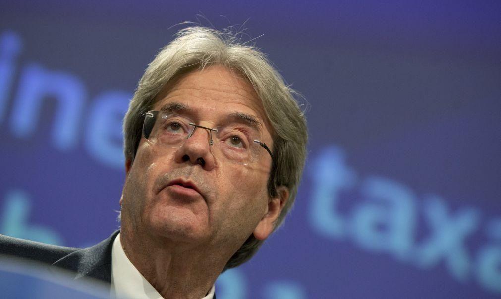 UE/Presidência: Comissão dará orientações orçamentais em 02 de junho - Comissário