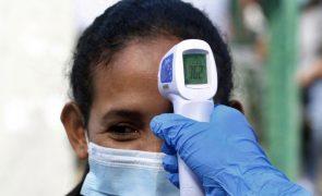 Covid-19: Timor-Leste regista 172 novos casos nas últimas 24 horas