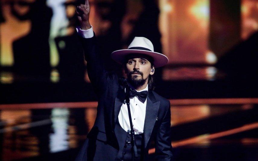Eurovisão. The Black Mamba leva Portugal à final