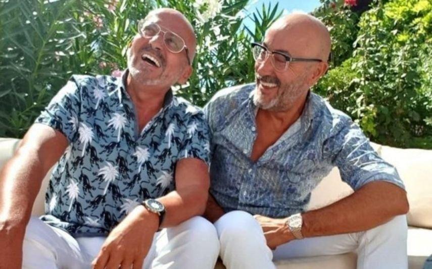 Goucha declara-se ao marido em direto: «Não me imagino a viver sem ele»