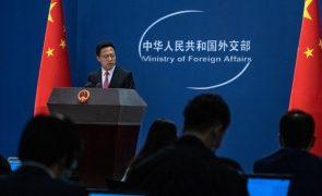 Pequim pede à União Europeu para evitar