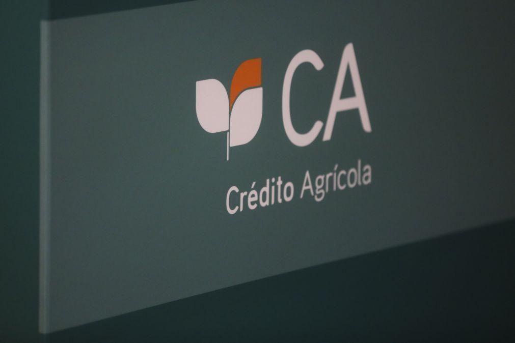 Lucro do Crédito Agrícola mais do que duplica para 72,5 ME no primeiro trimestre