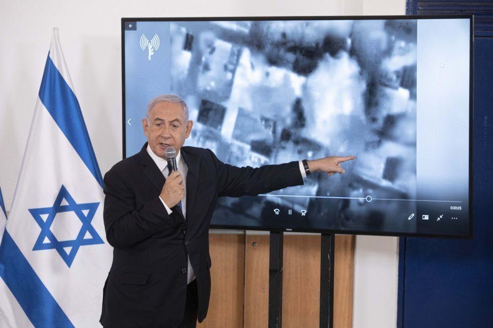 Médio Oriente: Operação israelita em Gaza teve