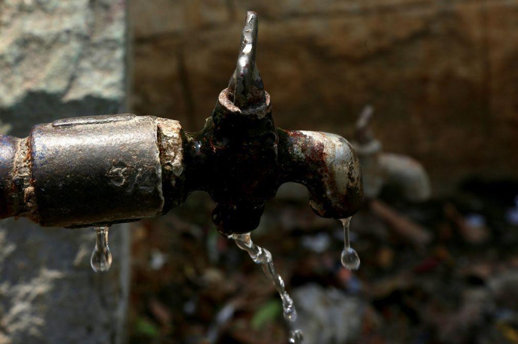 Abastecimento de água interrompido devido a rotura na zona das Amoreiras em Lisboa