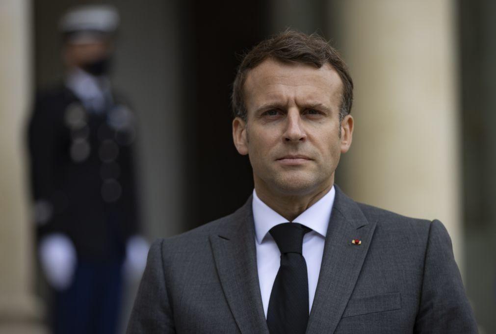 França pede maior coesão no seio da NATO e insiste no princípio da solidariedade