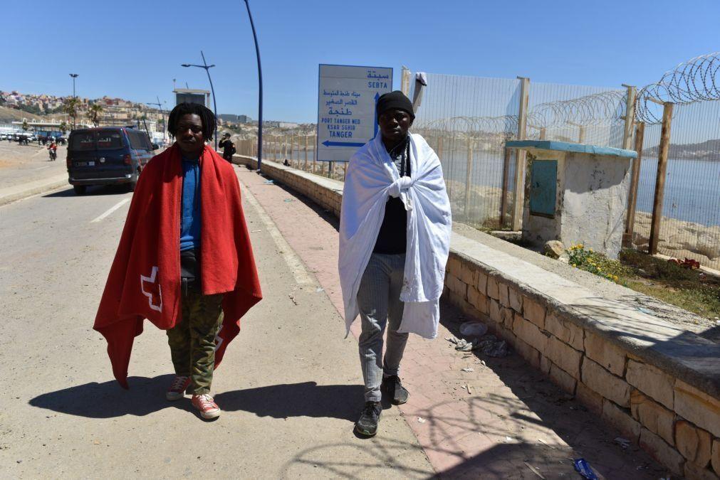 Migrações: Imigrantes marroquinos usados como