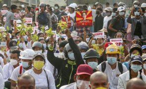 Junta militar de Myanmar dissolve partido de Aung San Suu Kyi