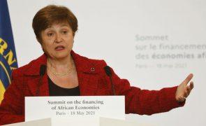 Covid-19: FMI propõe plano de 41.000 ME para acabar com pandemia