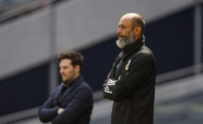Nuno Espírito Santo vai deixar comando técnico do Wolverhampton
