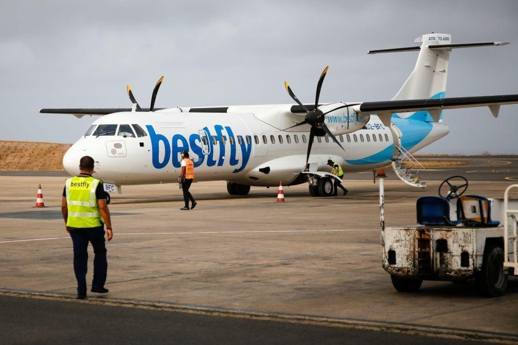 Angolana BestFly com mais de 500 passageiros nos primeiros dias em Cabo Verde