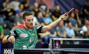 Marcos Freitas e Fu Yu lideram seleção portuguesa no Europeu de ténis de mesa