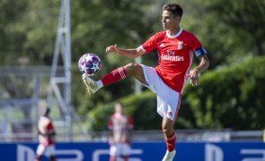 Bayern não exerce direito de opção e Tiago Dantas regressa ao Benfica
