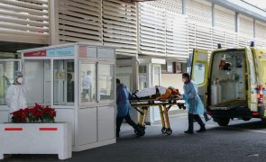 Covid-19: Madeira regista 25 novos casos e 11 recuperados nas últimas 24 horas