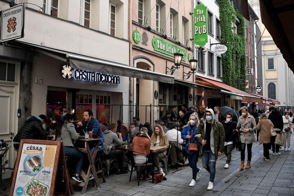 Covid-19: Alemanha reabre progressivamente, mas Merkel apela à cautela