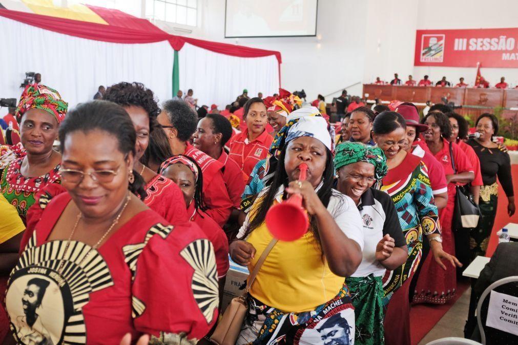 Comité central da Frelimo reúne-se hoje e domingo na cidade moçambicana da Matola