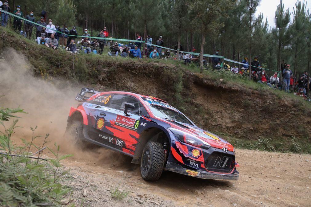 Rali Portugal: Elogios internacionais antecipam continuidade da prova no WRC