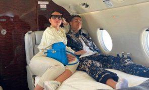 Ronaldo e Georgina usam roupa e acessórios de mais de 20 mil euros