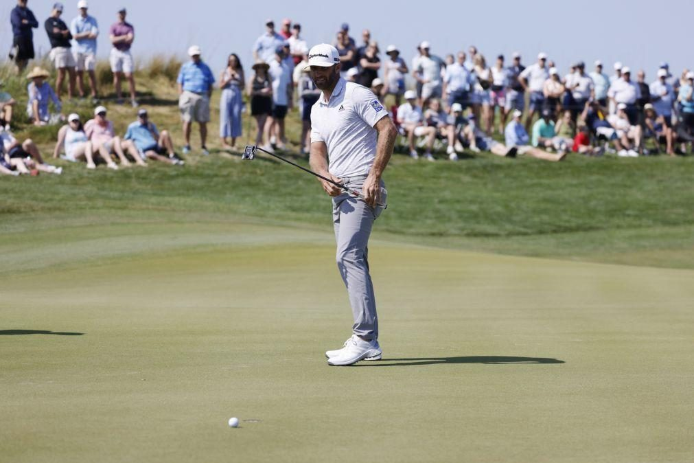 Líder do 'ranking' mundial falha o 'cut' no PGA Championship em golfe