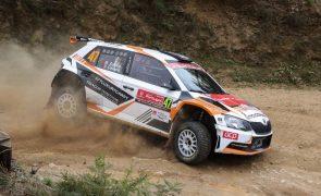 Rali de Portugal: Contingente luso reduzido a cinco pilotos para o segundo dia de prova