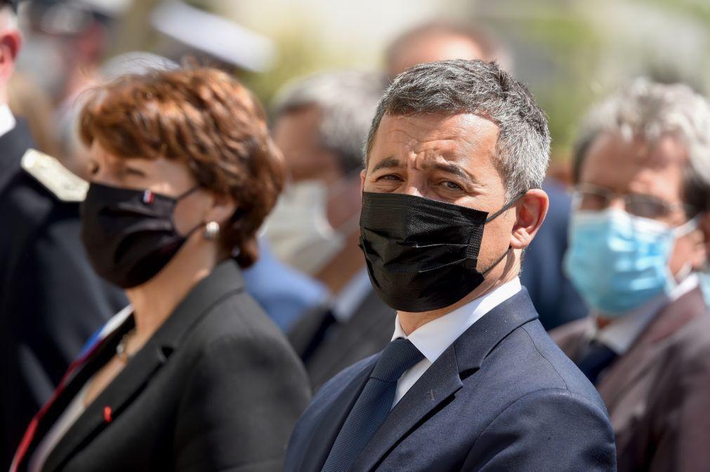 Ministro francês do Interior diz que Espanha e Itália
