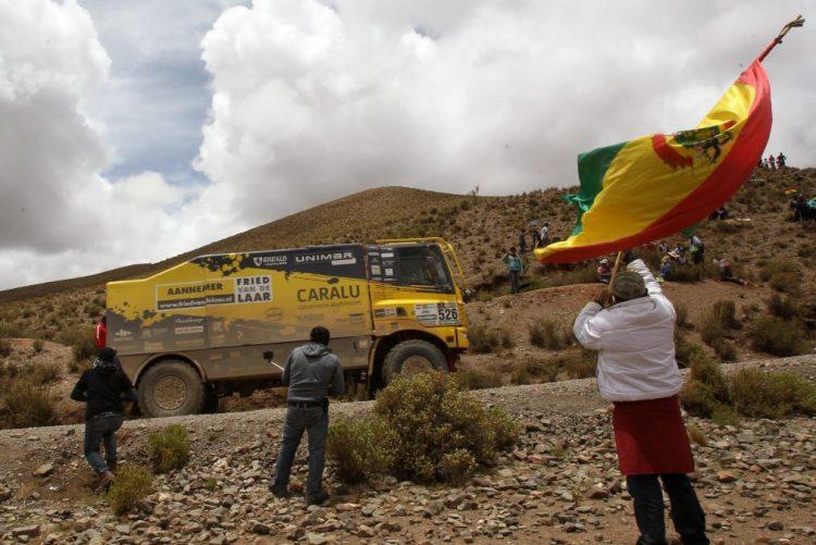 Dakar2017: Organização cancela sexta etapa devido às condições climatéricas extremas