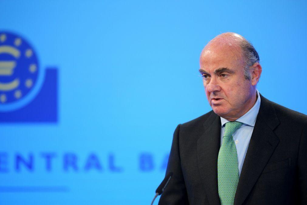 BCE alerta para vaga de insolvências e pede prudência nas medidas