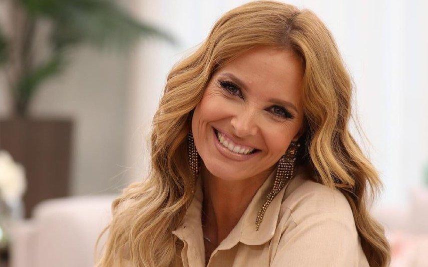 Cristina Ferreira revela pedido insólito do filho sobre novela